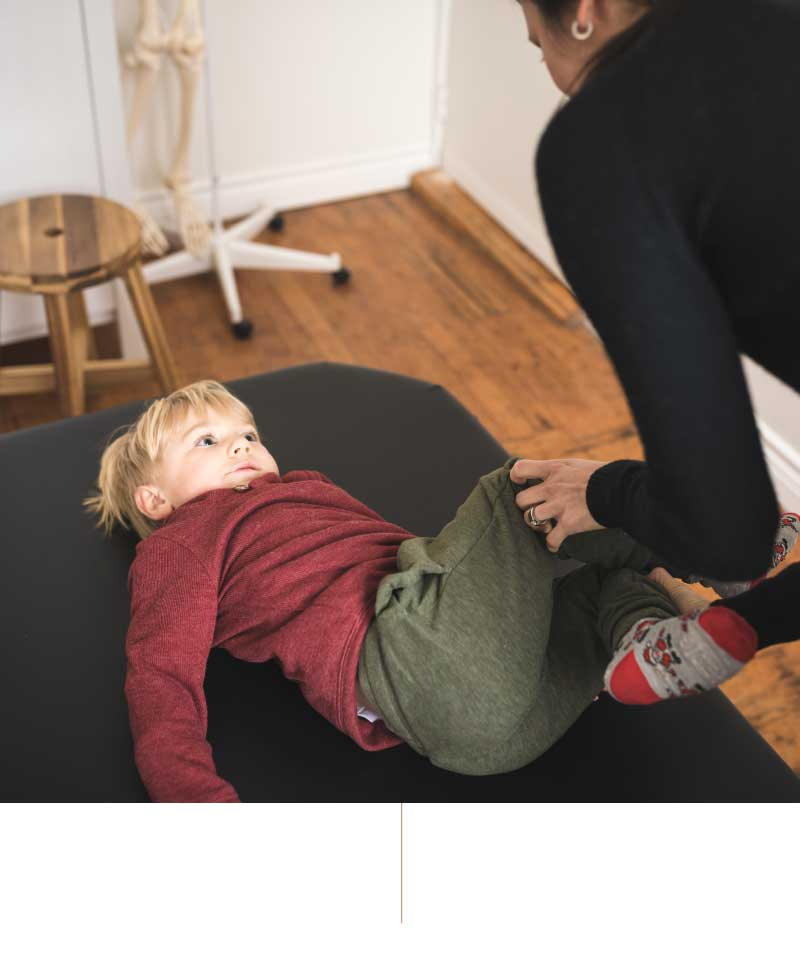 Neuromovement for children